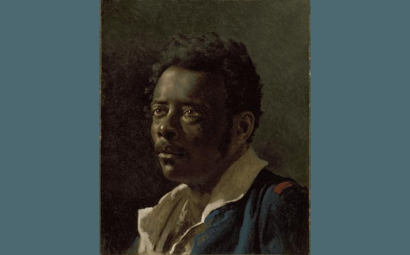 Musea en storytelling: Joseph, in een andere schets van Géricault.
