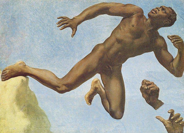 Musea en storytelling: Joseph, in een schets van Géricault.