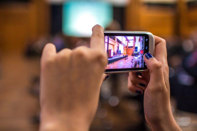 zelf video's monteren met een smartphone