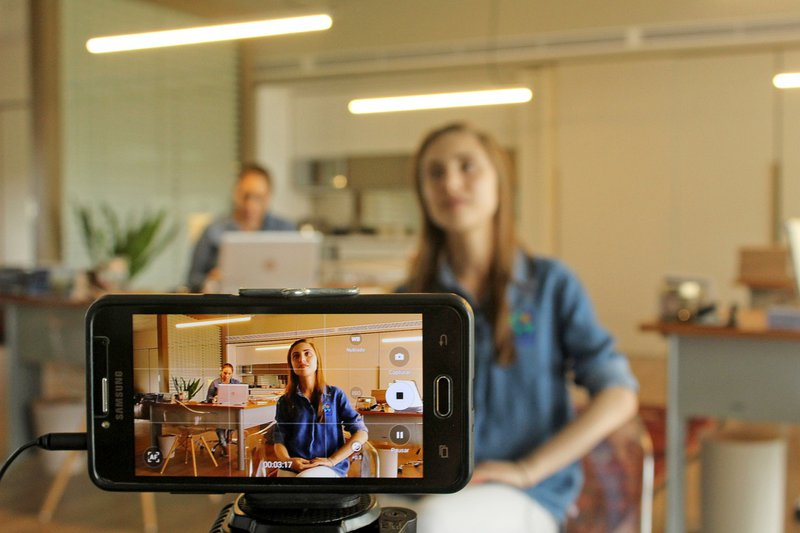 video's opnemen met smartphone